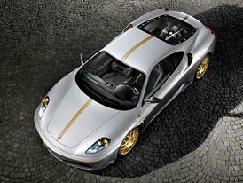 Ferrari F430: Výroba byla ukončena, poslední kus jde do aukce