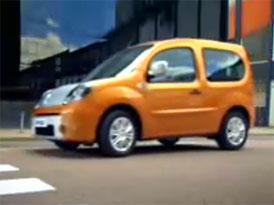 Video: Renault Kangoo Be Bop – Stvořeno pro zábavu