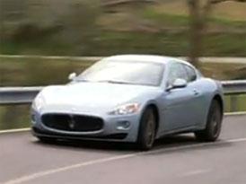 Video: Maserati GranTurismo S Automatic � Italsk� GT