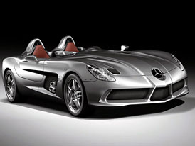 Mercedes-Benz McLaren SLR Stirling Moss: Posledních 75 SLR bude stát 892.500 Euro