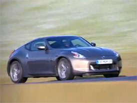 Video: Nissan 370Z � Proj��ka po okruhu