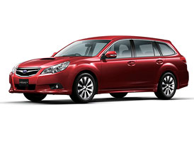 Subaru Legacy Wagon: Kombi oficiálně odhaleno v Japonsku