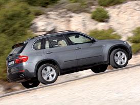 Český trh v dubnu 2009: BMW je první značkou mezi luxusními SUV, své místo za X6 a X5 má Hyundai ix55