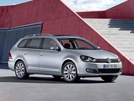 Volkswagen Golf Variant: Nyní i s šestkovou tváří