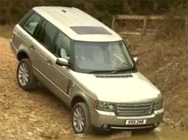Video: Range Rover – Luxusní SUV v terénu
