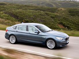 BMW 5 Gran Turismo: Jízda ve velkém stylu, výhradně s turbomotory (video)
