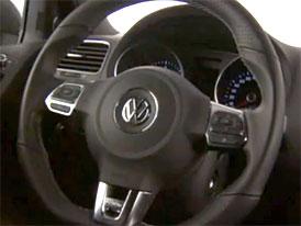 Video: Volkswagen Golf GTD – Pohled do interiéru sportovního dieselu