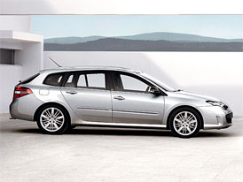 Renault Laguna 2010: Bohatší výbava za stejné ceny, příchod 3,0 dCi (173 kW) potvrzen