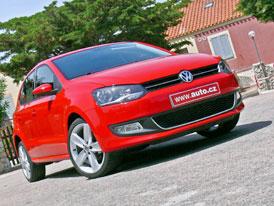 Volkswagen Polo: První jízdní dojmy