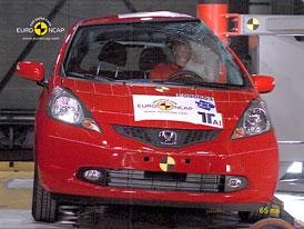 Mercedes a Honda: Nové crashtesty pro USA mohou auta prodražit