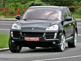 Porsche Cayenne Diesel: Prvn� j�zdn� dojmy
