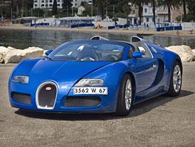 Bugatti Veyron Grand Sport: Otevřená verze jde do výroby