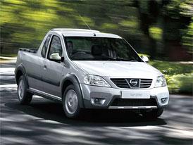 Nissan NP200: Dacia v japonských barvách