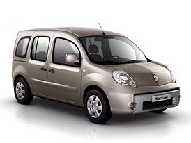 Renault Kangoo: Osvěžení vzhledu pro vrcholné verze