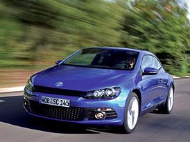 Volkswagen Scirocco: Nový turbodiesel na českém trhu je dražší než 2,0 TSI
