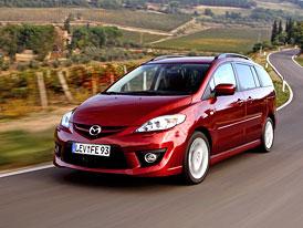 Mazda snížila odhad ztráty, chce prodat akcie za 1,1 mld. USD