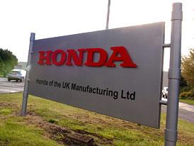 Honda obnovila po 4 měsících výrobu ve Velké Británii