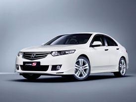 Honda Accord Type S: Silnější diesel na českém trhu za 839 tisíc Kč