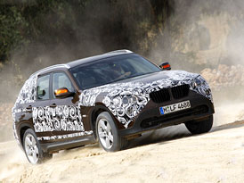 BMW X1: Odhalování již jednou odhaleného