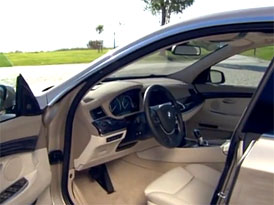 Video: BMW řada 5 Gran Turismo – Pohled do interiéru