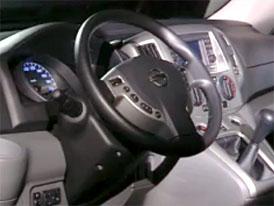 Video: Nissan NV200 Vanette – Prohlídka variabilního interiéru