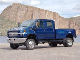 Chevrolet Kodiak: Ozn�men konec velk�ho pick-upu