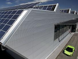Lamborghini: Vývoj hybridního pohonu a snižování emisí CO<sub>2</sub>