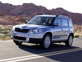 Škoda Auto v roce 2010 prodala 762.600 vozů