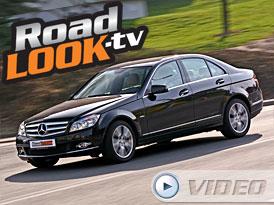 Mercedes-Benz C 250 CDI: Třešnička na dortu (Roadlook TV)