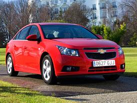 Začíná nová soutěž o atraktivní novinku Chevroletu.
