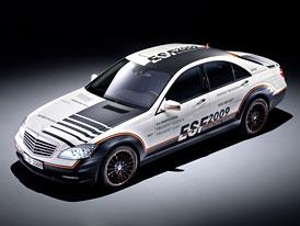Mercedes-Benz ESF 2009: T�in�ct novinek pro vy��� bezpe�nost