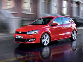 Volkswagen Polo na českém trhu od 244.500,-Kč, standardně s ESP