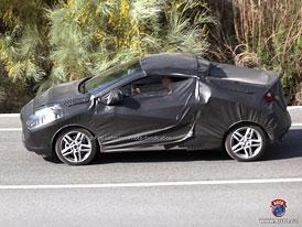 Renault Twingo CC jako jednoduchý roadster s pevnou střechou