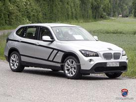 Spy Photos: BMW X1 - malé SUV nebo vyšší kombi?