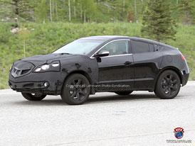 Spy Photos: Acura ZDX - Kupé do amerického poloterénu