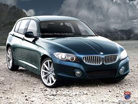 Spy Photos: Druh� generace BMW 1 p��jde v roce 2011