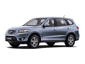 Hyundai Santa Fe po faceliftu a s novými turbodiesely: Od července v Koreji, na podzim v Evropě