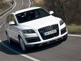 Audi Q7 na českém trhu po faceliftu se základním TDI za 1,49 milionu Kč