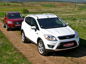 Český trh v květnu 2009: Bitvu o nejprodávanější SUV svádí VW Tiguan a Ford Kuga