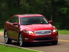 Video: Ford Taurus SHO – výkonný americký sedan