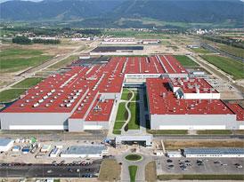 Kia zvýšila produkci na Slovensku téměř o 60 procent