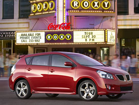 Pontiac Vibe: V�roba mal�ho crossoveru skon�� v srpnu, o budoucnosti tov�rny NUMMI nen� rozhodnuto