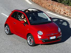 Fiat 500C: Podrobn� informace a nov� fotografie italsk�ho polokabrioletu