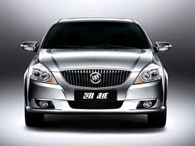 Prodeje GM v Číně poprvé předstihly prodeje v USA