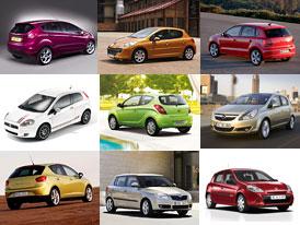 Přehled cen nových aut na českém trhu: Fabia a její konkurenti (červen 2009)