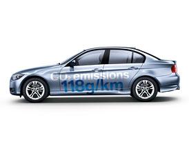 BMW 316d (85 kW): Nejlevnější turbodiesel v řadě 3 stojí 803.400,-Kč