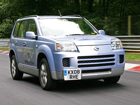 Nissan Green Program 2010  a HyNet: Elektromobily, �ist� diesel a a nakonec vod�k