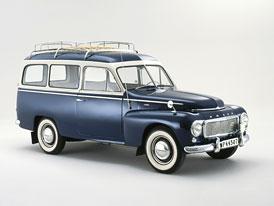 Volvo 445: Užitkový hrbáč slaví šedesátiny