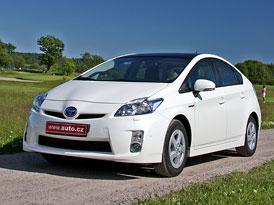 Toyota Prius: První jízdní dojmy