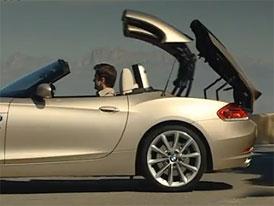 Video: BMW Z4 - Otevírání a zavírání střechy